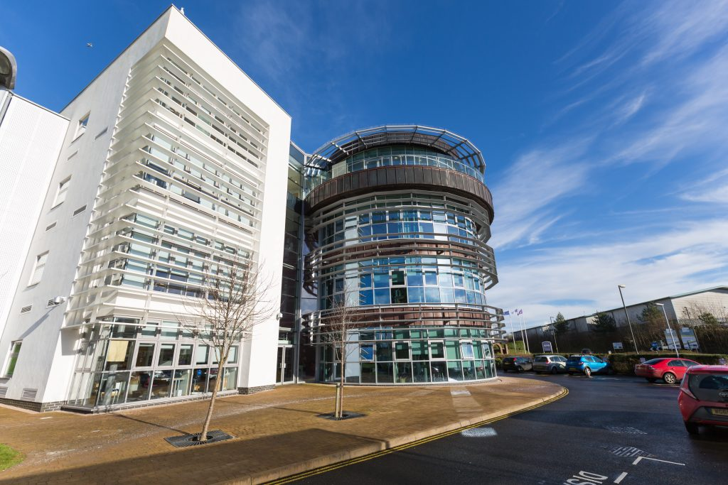 University Centre side view