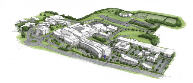 South Devon College Future Campus Vision small