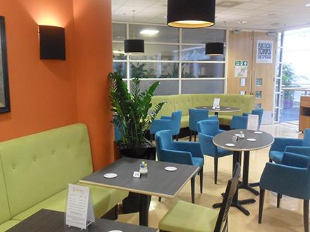 Horizons Restaurant within South Devon College