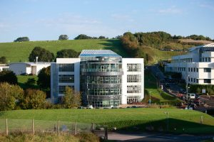 University Centre South Devon building
