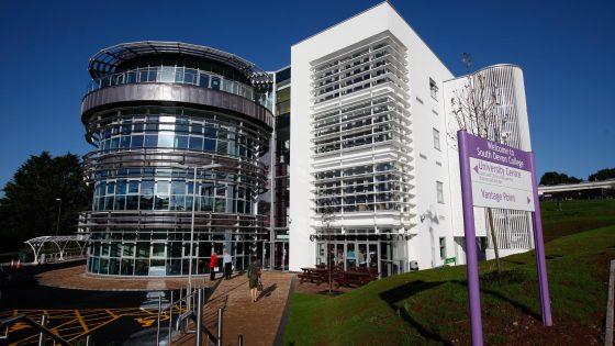 University Centre building