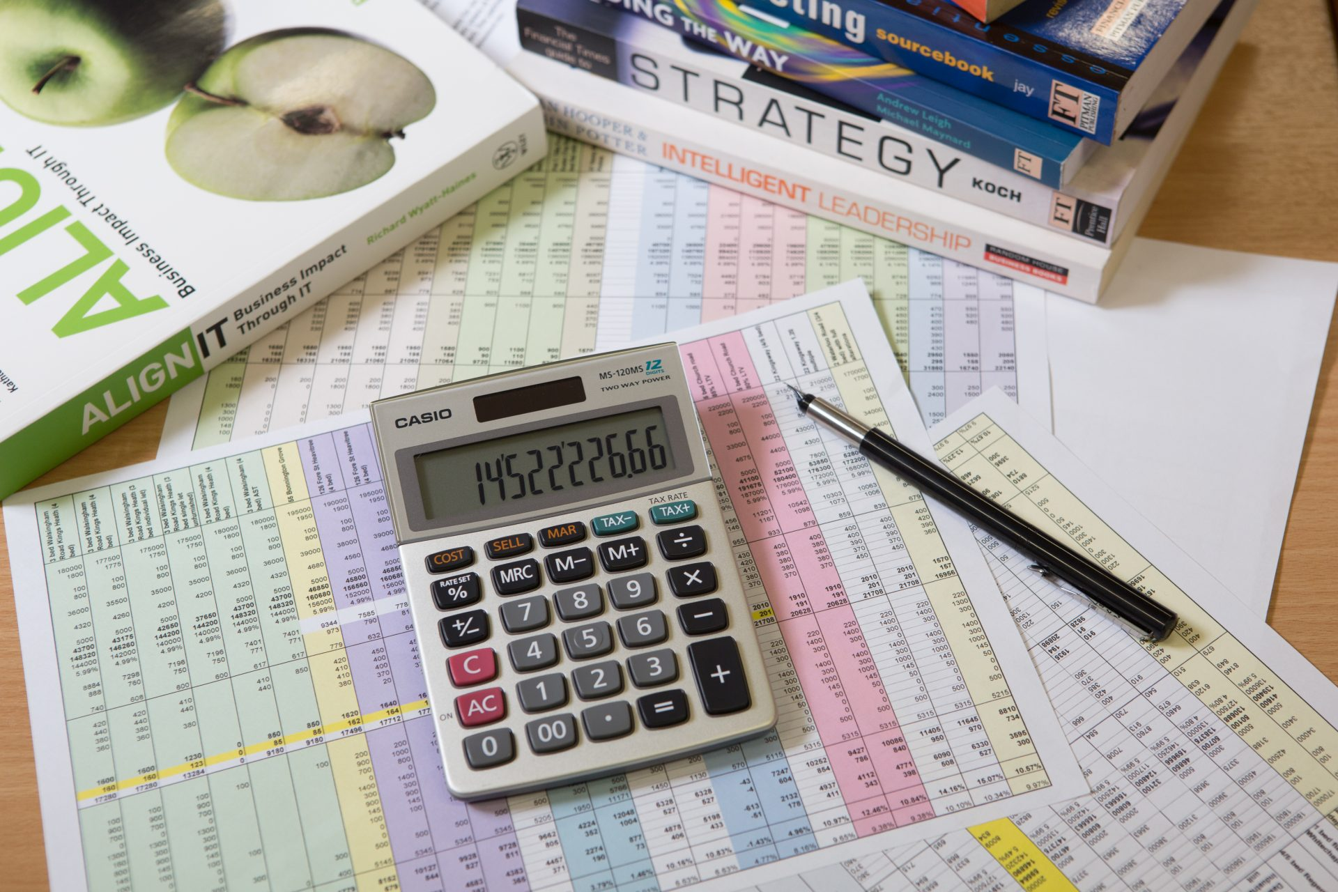 aat accounting and finance