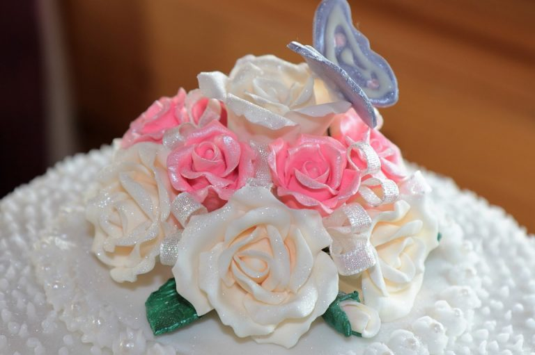 Sugarcraft flowers.