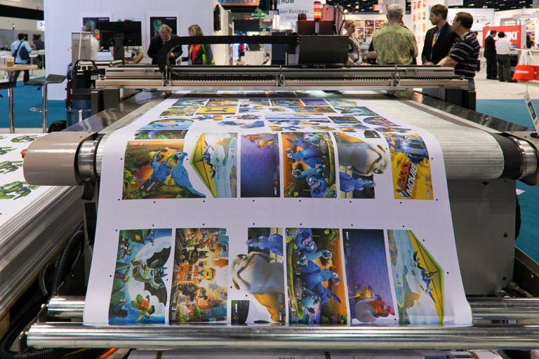 Digital Printer.
