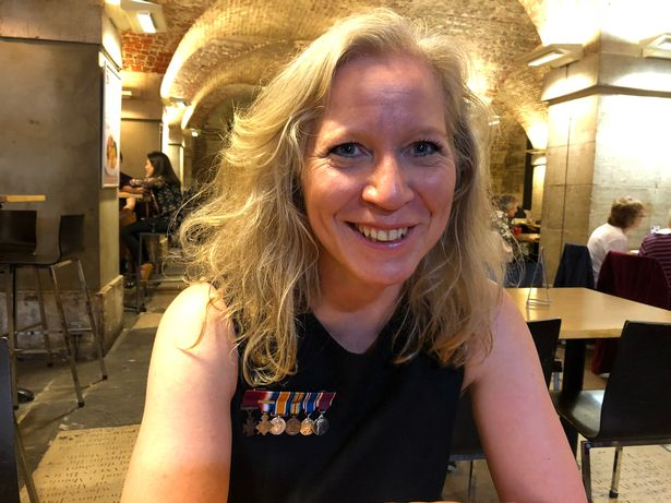 Kerry Godley, studied Tourism and Events management at UCSD